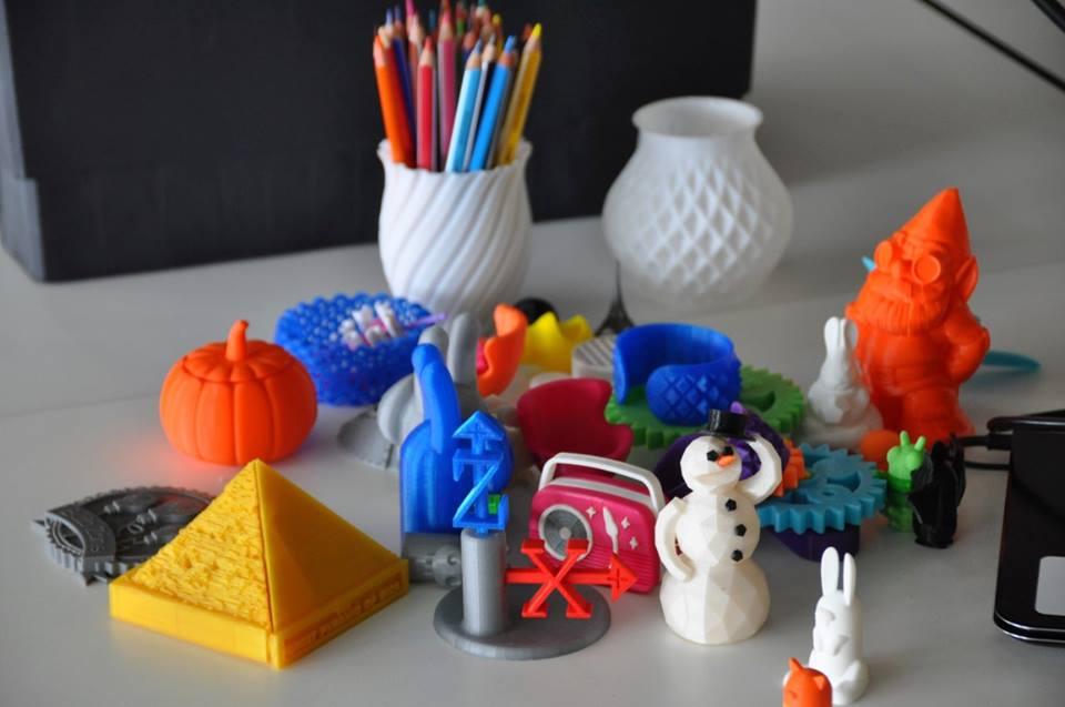 imprimante 3D fablab 3 lapins