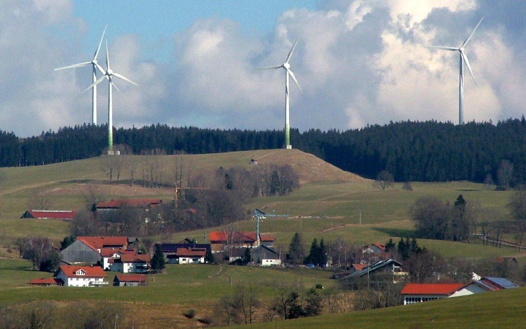 Ce village allemand produit plus d'énergie qu'il n'en consomme