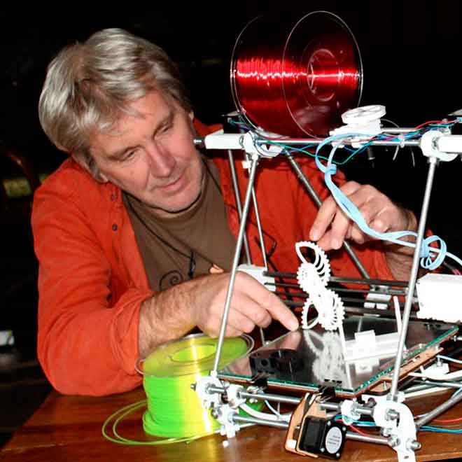Norbert Romand: président des Montreurs-Passeurs de numérique